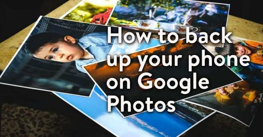 how to use google photos