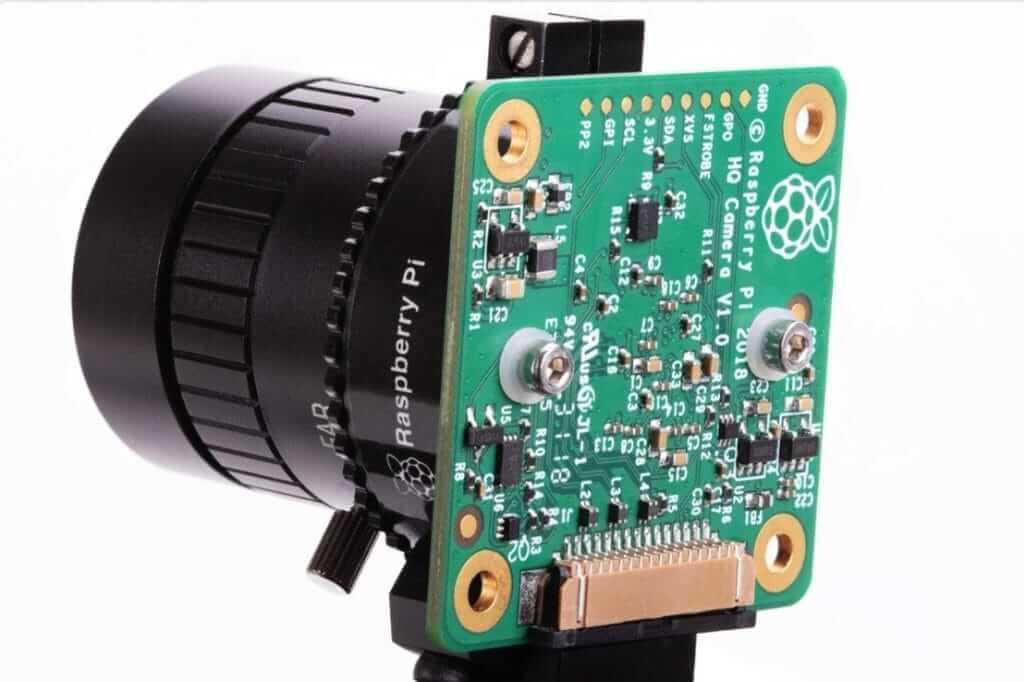 raspberry pi lens