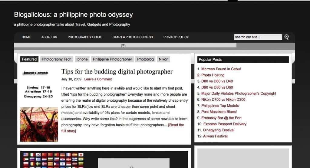 philippine photography