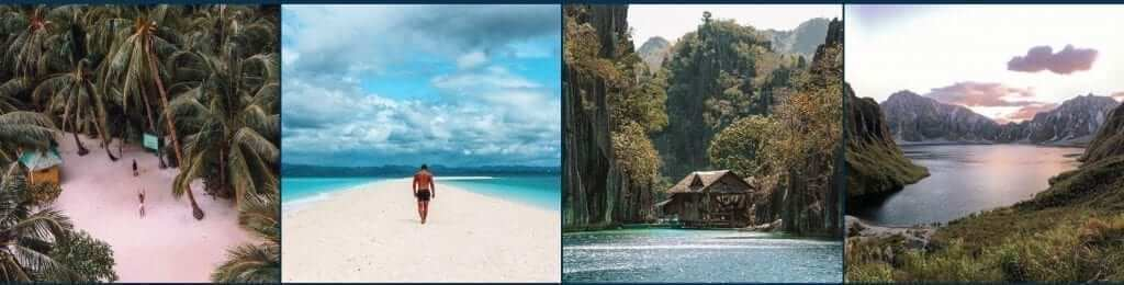 Beauty of the Philippines - virtual tour of the philippines
