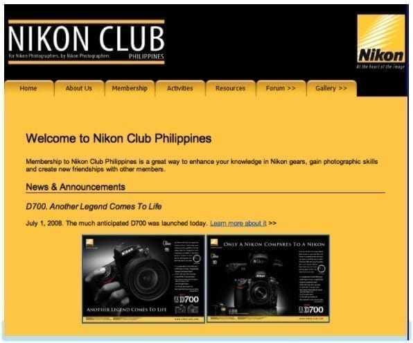nikon club philippines